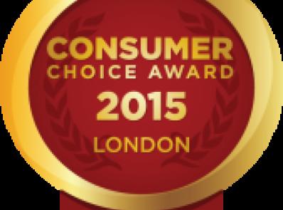 Ontario SEO Wins 2015 London Consumer Choice Award
