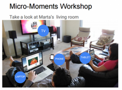 Micro-moments workshop for digital marketing