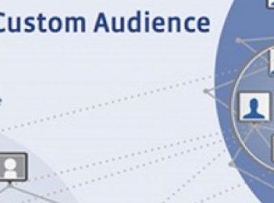 Facebook ads custom audiences