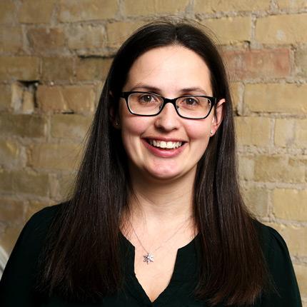 Jenna Lamb, online marketing analyst at Ontario SEO