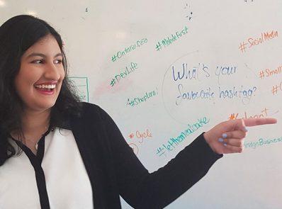 Julia - My Digital Marketing Internship at Ontario SEO