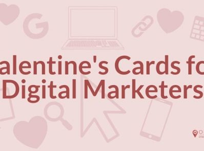 Valentine's Cards for Digital Marketers