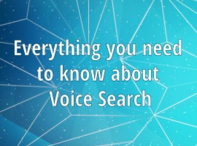 Everything you need to know about voice search