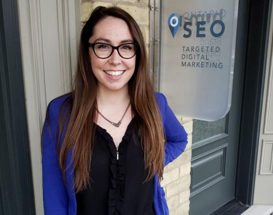 Karah Blandford – SEO Account Strategist