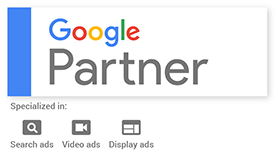 Ontario SEO is a Google certified partner