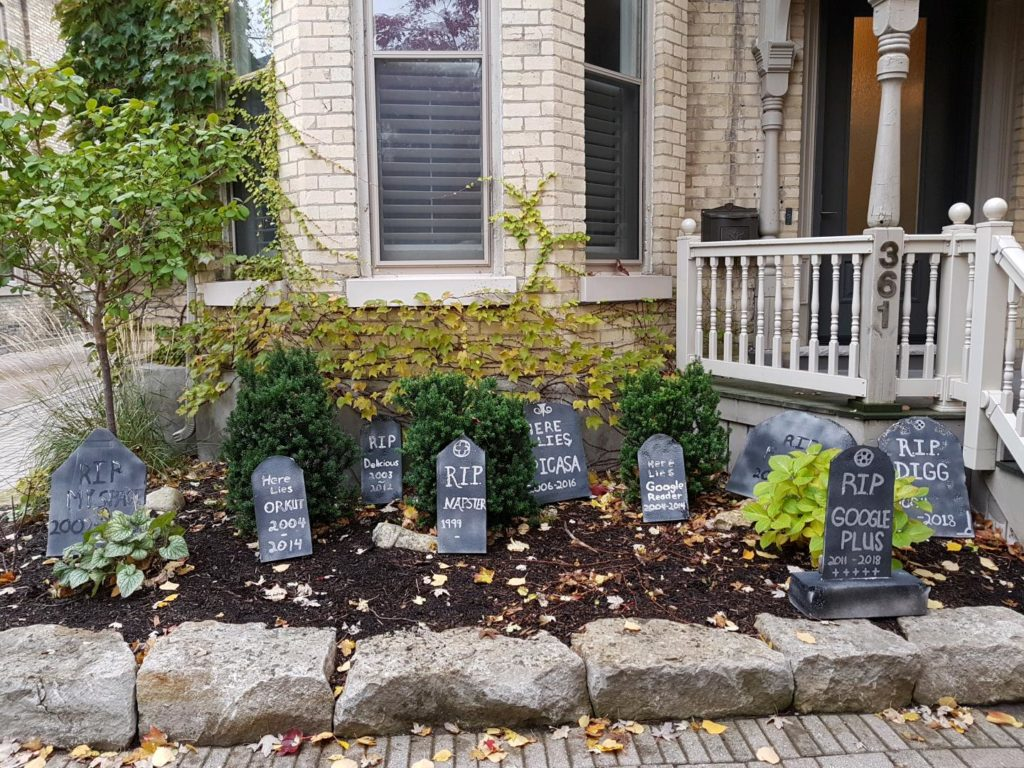 Digital Marketing Graveyard