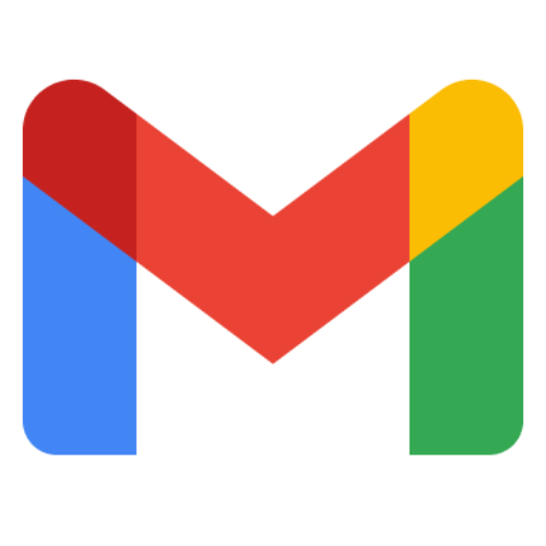 Gmail Logo for Google Account