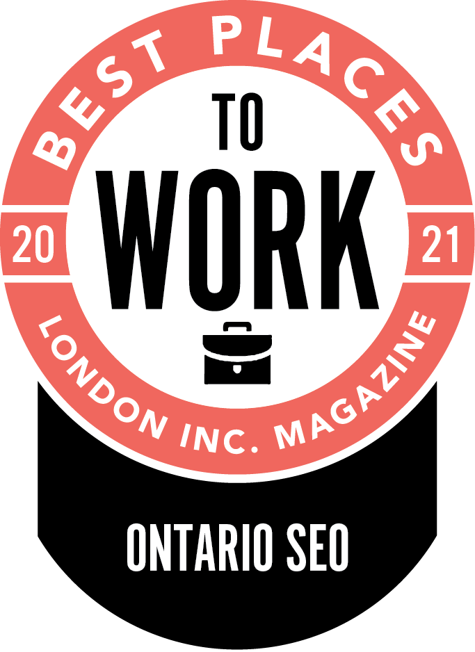 Ontario SEO celebrates second year as Best Place to Work in London, Ontario.