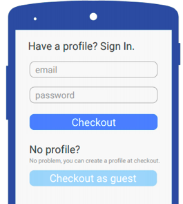 Don't force users to register