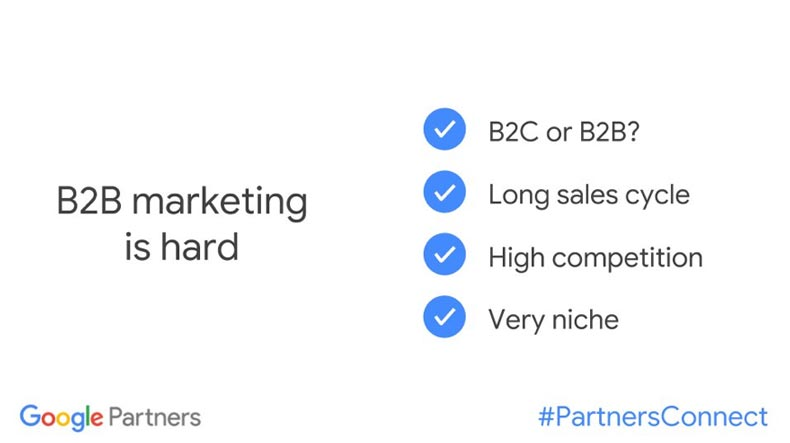 Challenges of B2B Marketing